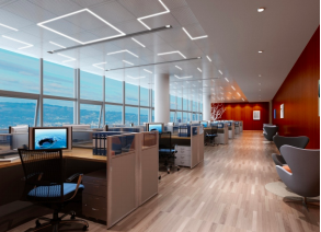 T-Grid Architectural Linear Recessed
